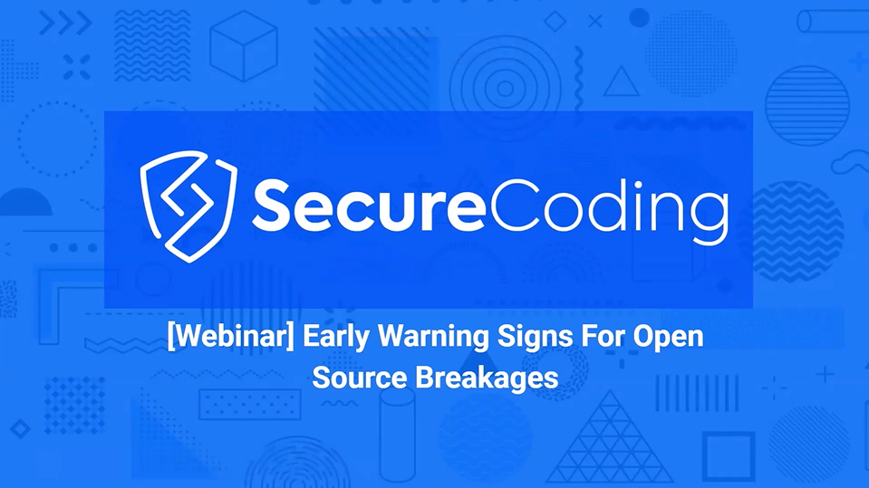 Early Warning Signs for Open Source Breakages