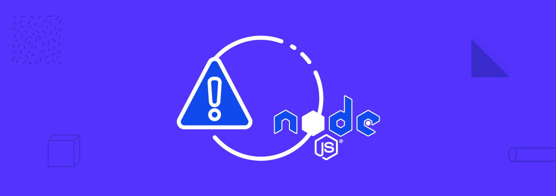 Error handling in Node.js